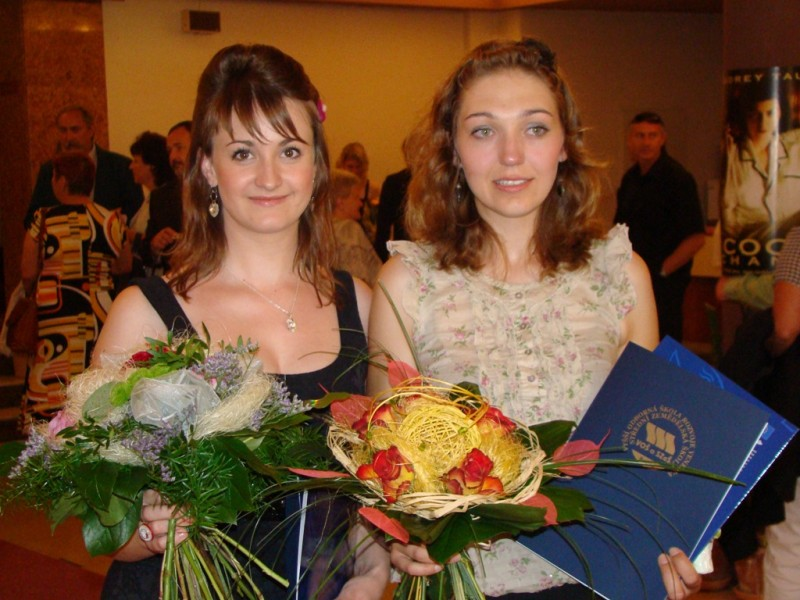 Předávání diplomů 2011